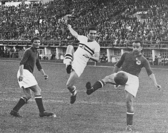 Hungría fue oro en los Juegos Olímpicos de Helsinki