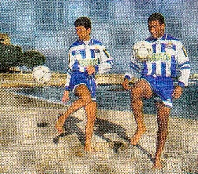 El Super Depor fue un equipo que divirtió a todos los aficionados - Odio Eterno Al Fútbol Moderno