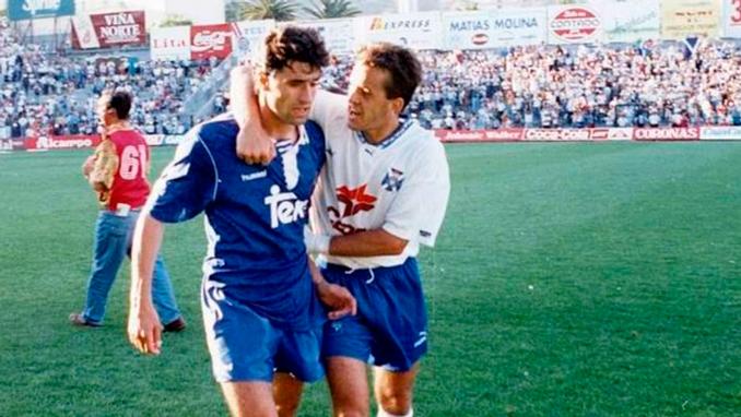 Quique Estebaranz consuela a Michel tras la inesperada derrota merengue - Odio Eterno Al Fútbol Moderno