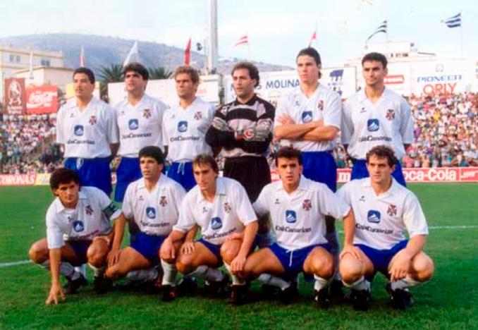 Fernando Redondo se convirtió en el líder del mediocampo tinerfeño - Odio Eterno Al Fútbol Moderno