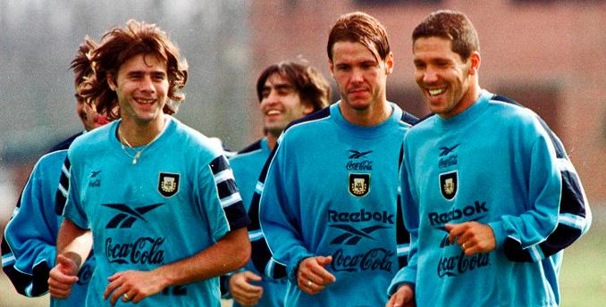 Fernando Redondo siempre fue un tipo querido en el vestuario - Odio Eterno Al Fútbol Moderno