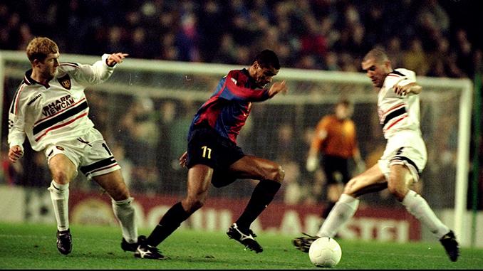 Rivaldo mantuvo viva la esperanza culé - Odio Eterno Al Fútbol Moderno
