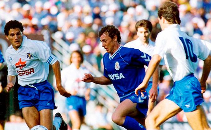 Apenas un año después el Real Madrid revivía su pesadilla en la isla - Odio Eterno Al Fútbol Moderno