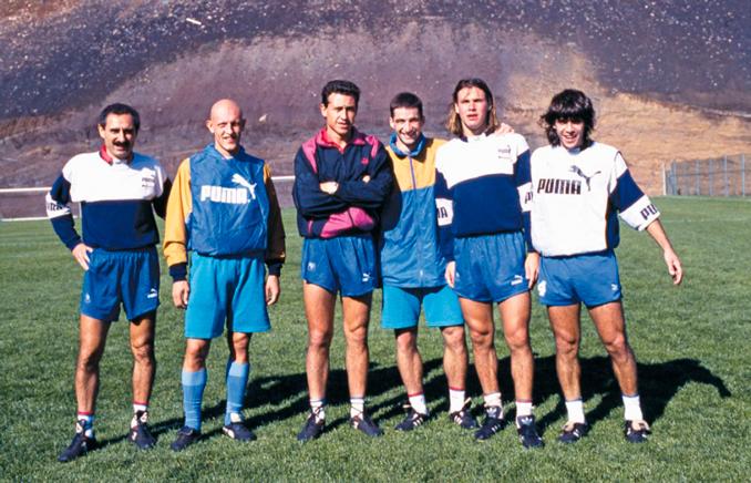 El Tenerife construyó un equipo entorno a Fernando Redondo - Odio Eterno Al Fútbol Moderno