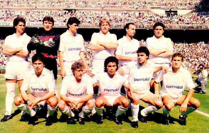 Aquel Real Madrid ganó cinco Ligas consecutivas