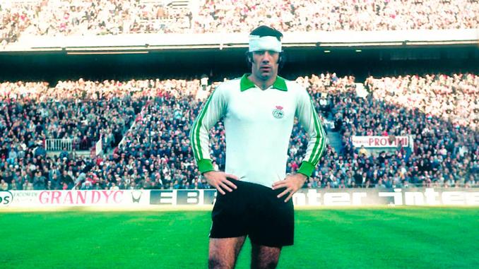 Aitor Aguirre vistió la camiseta de Racing y Athletic Club entre otros - Odio Eterno Al Fútbol Moderno