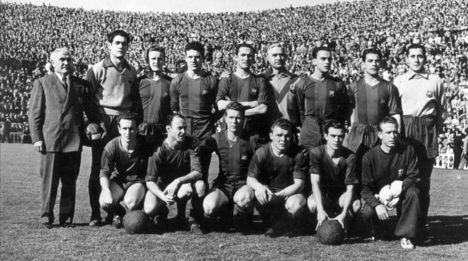 La llegada de Kubala devolvió al Barcelona a la senda del éxito - Odio Eterno Al Fútbol Moderno