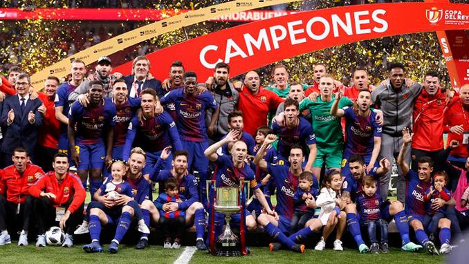 """El FC Barcelona es el """"Rey de Copas"""" con 30 títulos - Odio Eterno Al Fútbol Moderno"""