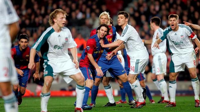 El Liverpool se ha clasificado en las dos eliminatorias disputadas frente al Barcelona - Odio Eterno Al Fútbol Moderno