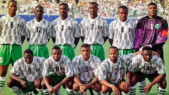"""Las """"Super Águilas"""" asombraron con su fútbol en los 90 - Odio Eterno Al Fútbol Moderno"""