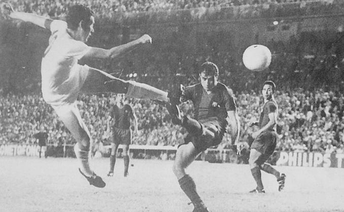Valencia y Barcelona han disputa la final de Copa en tres ocasiones