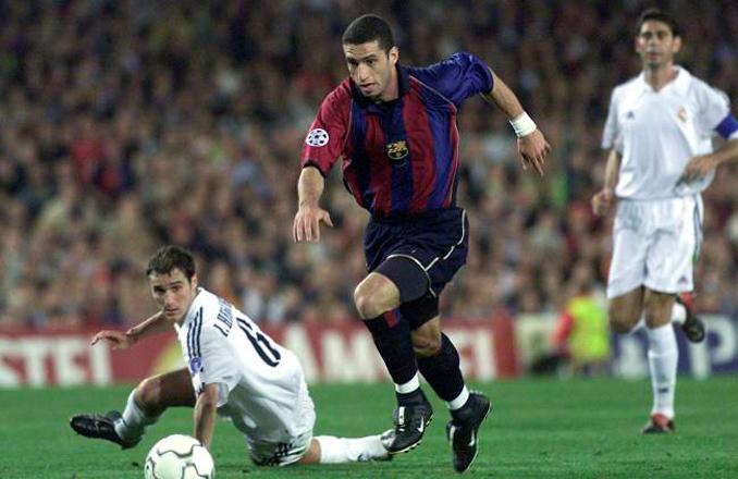 Rochemback logró frente al Liverpool uno de sus pocos goles como blaugrana - Odio Eterno Al Fútbol Moderno