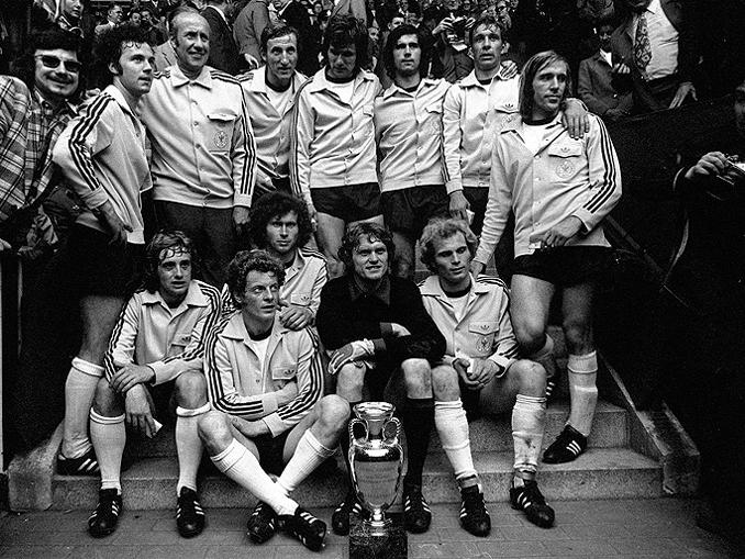 Alemania conquistó la Eurocopa de 1972 - Odio Eterno Al Fútbol Moderno