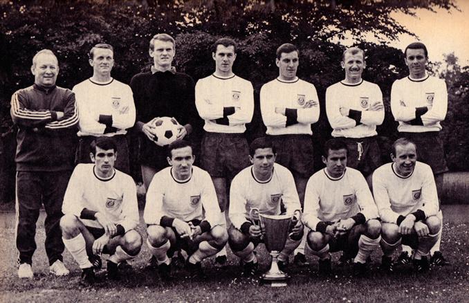 El Bayern de Múnich conquistó la Recopa de 1967 ante e Glasgow Rangers - Odio Eterno Al Fútbol Moderno