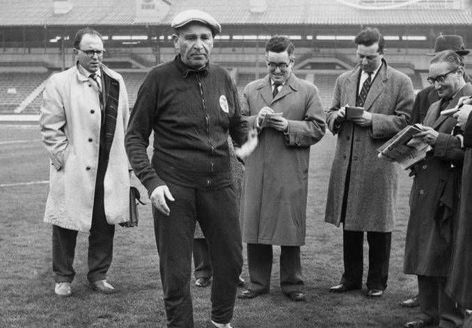 Bela Guttmann, un fantástico entrenador con un carácter más que peculiar