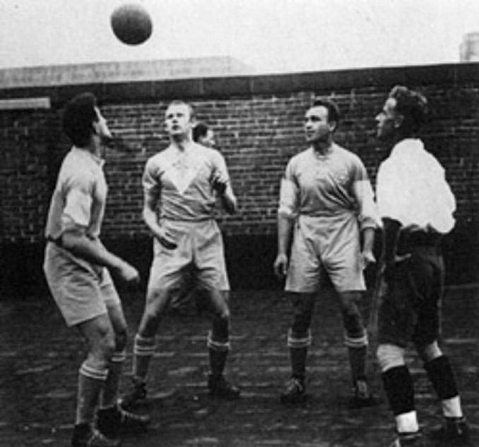 Bela Guttmann siempre vivió el fútbol con pasión