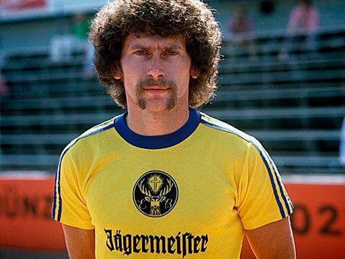 Paul Breitner jugó una temporada en el Eintracht Braunschweig