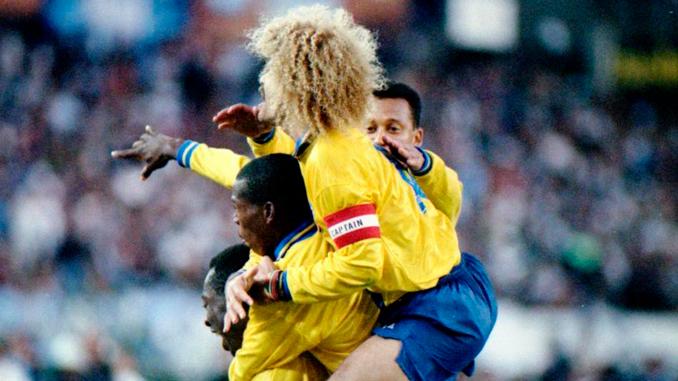 Aquella selección colombiana derrochaba talento - Odio Eterno Al Fútbol Moderno