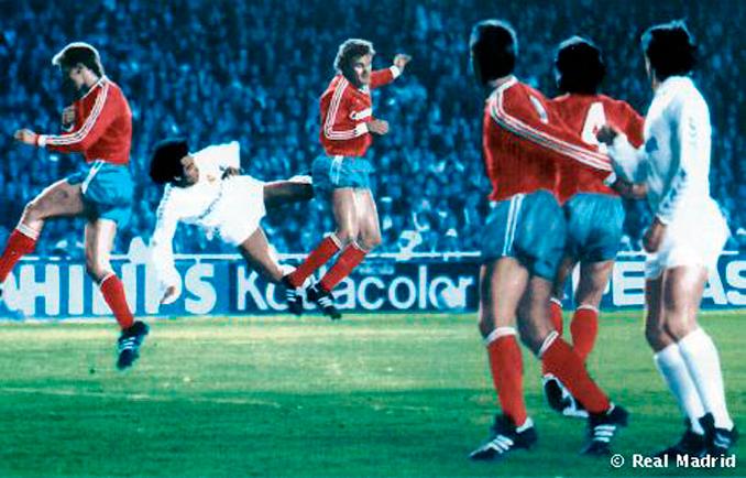 Real Madrid vs Bayern Múnich, uno de los duelos con más solera en el Viejo Continente - Odio Eterno Al Fútbol Moderno