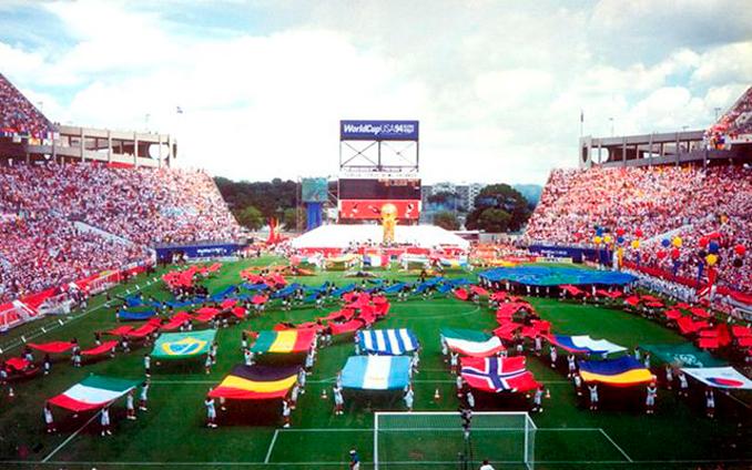 El Mundial de 1994 fue otro avance hacia la mercantilización del fútbol