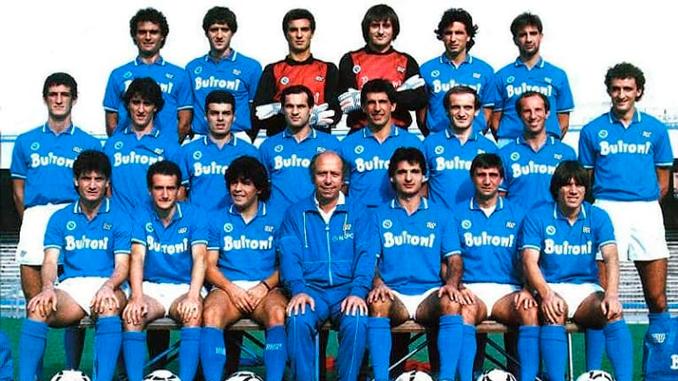 La llegada de Maradona dio un salto de calidad al Nápoles - Odio Eterno Al Fútbol Moderno