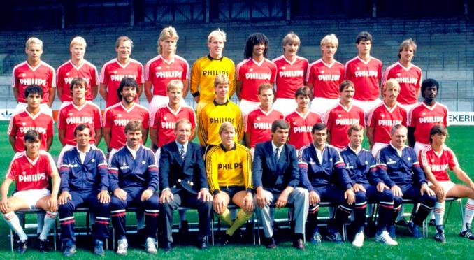 El PSV Eindhoven conquistó la Copa de Europa de 1988 contra todo pronóstico