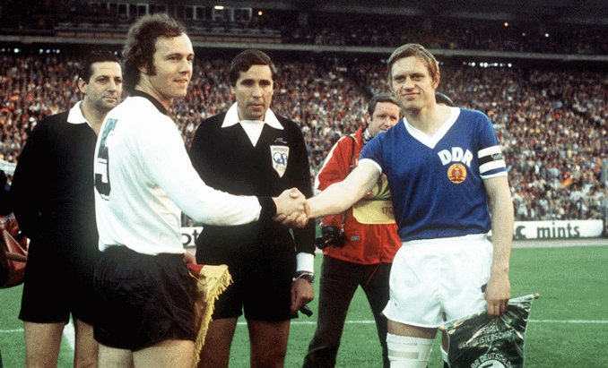 El Mundial de 1974 enfrentó a dos equipos del mismo país - Odio Eterno Al Fútbol Moderno