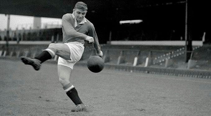 Duncan Edwards, una leyenda del Manchester United