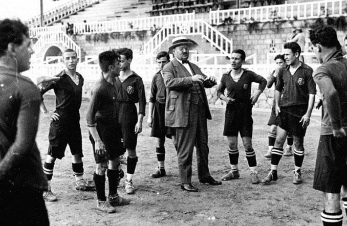 Gamper fundó el FC Zúrich y el FC Barcelona