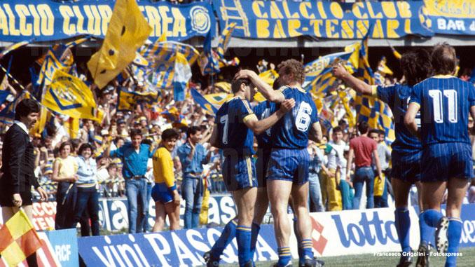 El Hellas Verona dio la mayor sorpresa de la historia del Calcio en 1985