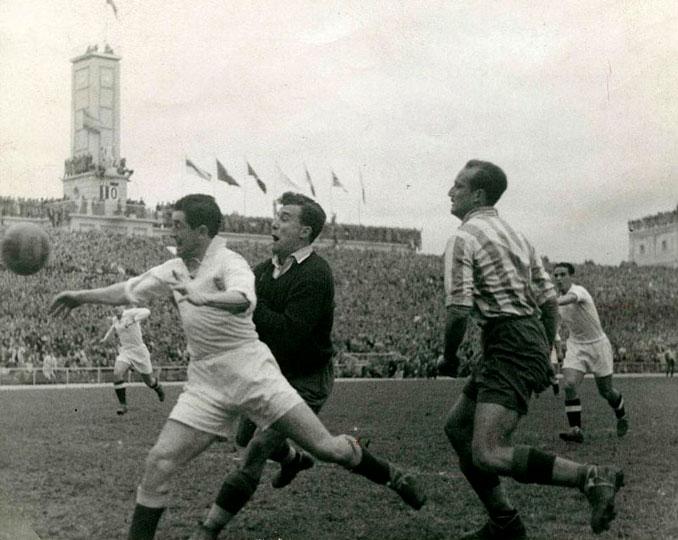 El Atlético de Madrid logró su victoria más abultada en un derbi madrileño