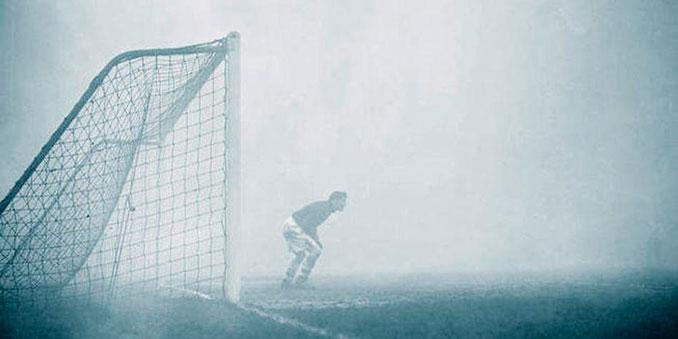 15 minutos estuvo Sam Bartram solo bajo la niebla en aquel Chelsea vs Charlton