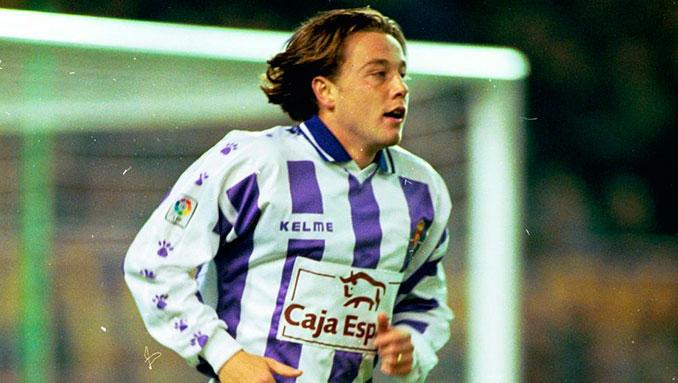 Fue la temporada más goleadora de Alen Peternac en Valladolid