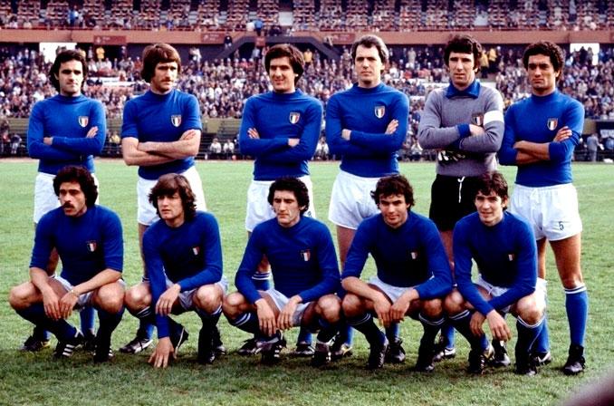 Selección italiana en el Mundial de Argentina 1978