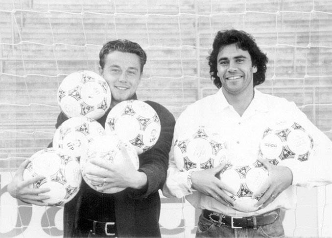 """Alen Peternac y """"Mami"""" Quevedo fueron los héroes aquella tarde - Odio Eterno Al Fútbol Moderno"""