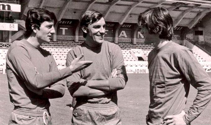 Urruticoechea, Artola y Arconada. Los tres porteros de la Eurocopa de 1980