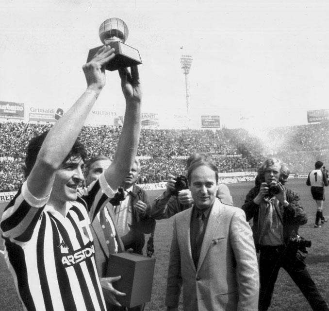 Paolo Rossi ganó el Balón de Oro de 1982