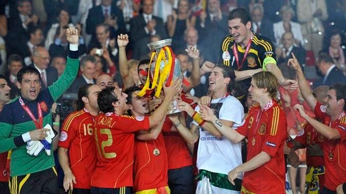 Andrés Palop con la camiseta de Arconada de aquel fatídico día de la Euro del 84