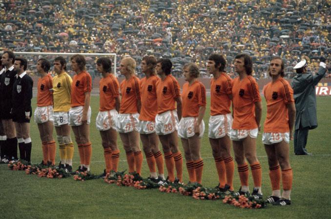 La Naranja Mecánica se plantó en la final del Mundial de 1974 con un gran fútbol - Odio Eterno Al Fútbol Moderno