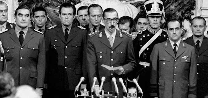 Videla instauró el terror en Argentina entre 1976 y 1981 - Odio Eterno Al Fútbol Moderno