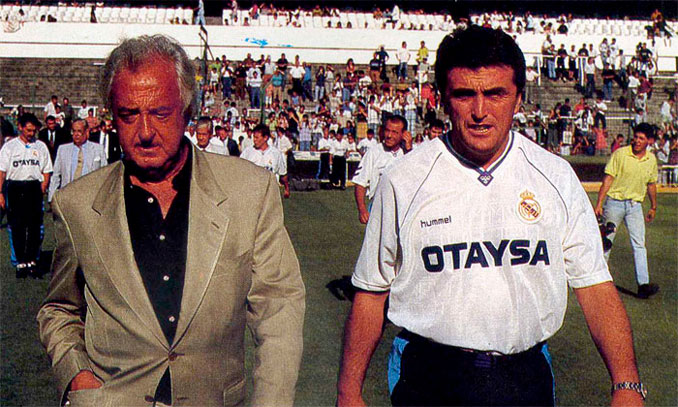 Ramón Mendoza cesó a Radomic Antic cuando el Real Madrid iba líder