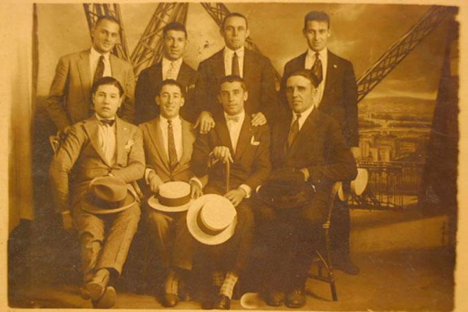 6 jóvenes de origen genovés fundaron Boca Juniors en 1905 - Odio Eterno Al Fútbol Moderno