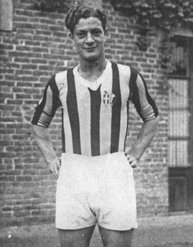 Renato Cesarini formó parte de una Juventus legendaria - Odio Eterno Al Fútbol Moderno