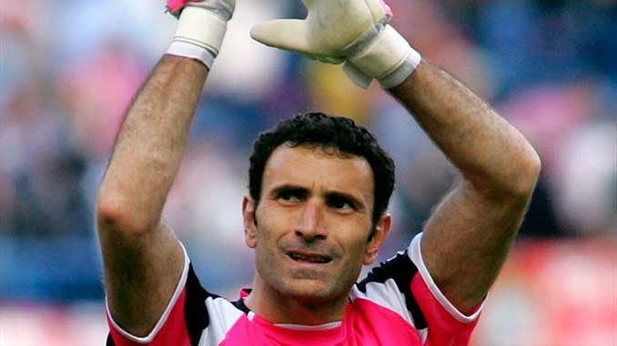 Molina se retiró en el Levante UD en 2007
