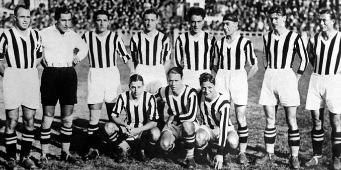 La Vecchia Signora fue imbatible a comienzos de la década de 1930 - Odio Eterno Al Fútbol Moderno