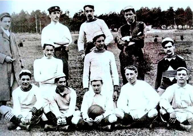 Athletic Club en la temporada 1901-1902 - Odio Eterno Al Fútbol Moderno