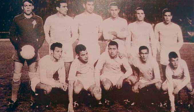 El Celta de Marlboro durante la temporada 61-62