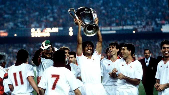 Los Inmortales de Sacchi uno de los mejores equipos de la historia - Odio Eterno Al Fútbol Moderno