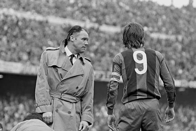 La llegada de Cruyff cambió la historia dl FC Barcelona