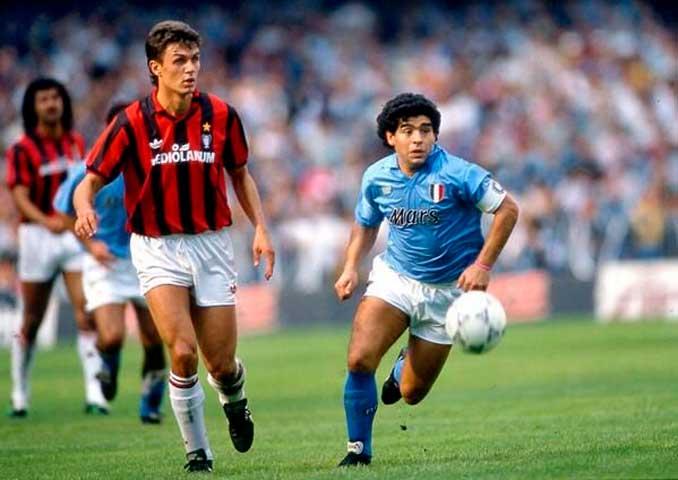 No siempre salió victorioso el Milan de Los Inmortales - Odio Eterno Al Fútbol Moderno